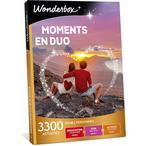 Une wonderbox Moments en duo