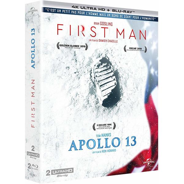 Un coffret Apollo First man