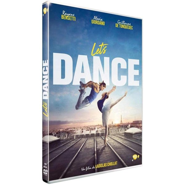"Le DVD ""Let's dance"""
