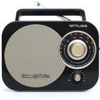 Radio: Portable Type de tuner: Analogique Type de bandes support?es: FM,MW. Couleur du produit: Noir