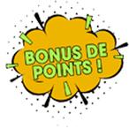 Profitez de 1 000 points suppl?mentaires sur votre loterie pr?f?r?e !