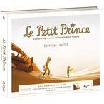 """- Le film LE PETIT PRINCE en Blu-ray combo 3D incluant BD3D+BD2D+DVD (3 discs) - L?album LE PETIT PRINCE (72 pages - 290mm x 250 mm x 8 mm) incluant : - le texte original et int?gral du chef-d??""""uvre d?Antoine de Saint-Exup?ry illustr? par les images stop motion du film Le petit Prince - 8 pages in?dites pr?sentant les dessins pr?paratoires de la stop motion."""