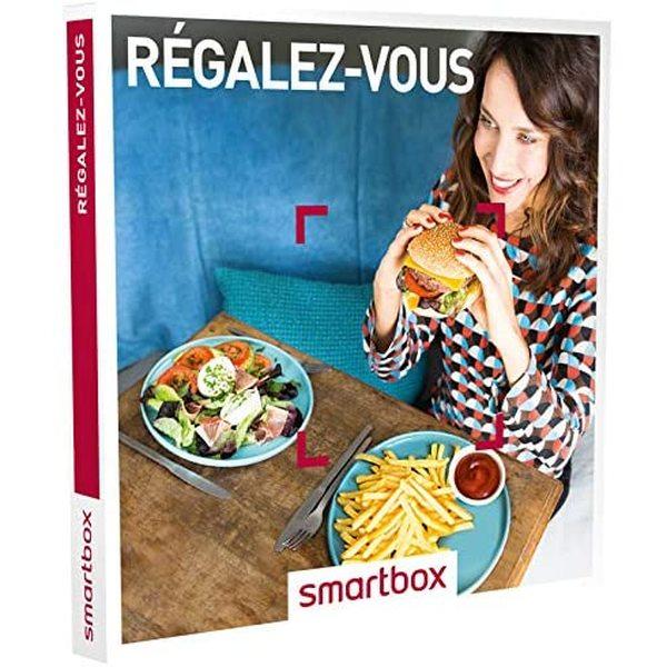 """1 smartbox """"Regalez-vous"""""""