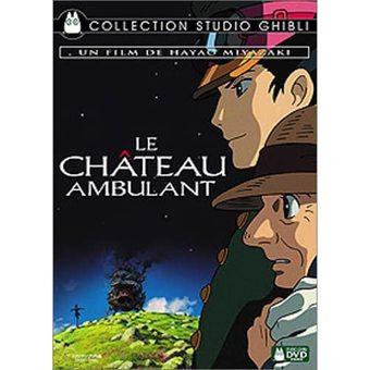 1 DVD Le chateau ambulant