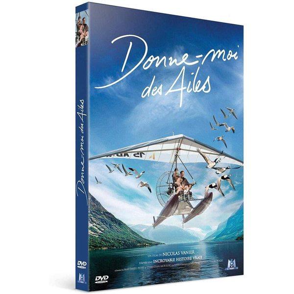 """Un DVD """"Donne-moi des ailes"""""""
