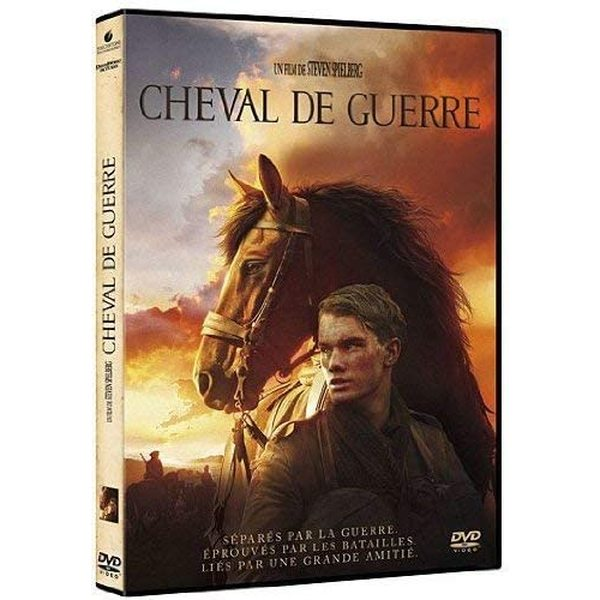 1 DVD Cheval de guerre