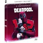 Contient :  - Deadpool (2016) : Deadpool, est l'anti-h?ros le plus atypique de l'univers Marvel. ? l'origine, il s'appelle Wade Wilson : un ancien militaire des Forces Sp?ciales devenu mercenaire. Apr?s avoir subi une exp?rimentation hors norme qui va acc?l?rer ses pouvoirs de gu?rison, il va devenir Deadpool. Arm? de ses nouvelles capacit?s et d'un humour noir survolt?, Deadpool va traquer l'homme qui a bien failli an?antir sa vie.  - Deadpool (2018) : L'insolent mercenaire de Marvel remet le masque ! Plus grand, plus mieux, et occasionnellement les fesses en l'air, il devra affronter un Super-Soldat dress? pour tuer, repenser l'amiti?, la famille, et ce que signifie l'h?ro?sme ? tout en bottant Cinquante Nuances de Culs, car comme chacun sait, pour faire le bien, il faut parfois se salir les doigts.