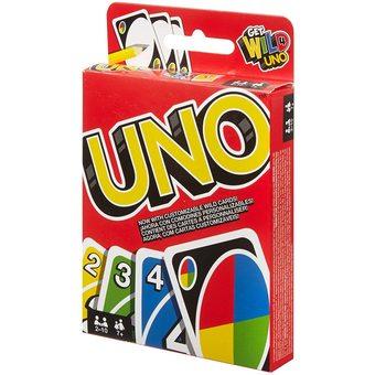 1 jeu de Uno