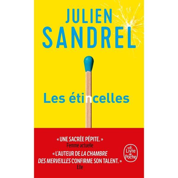 """1 livre """"Les Etincelles"""""""