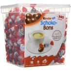 De petits bonbons de chocolat Kinder fourr?s au ...
