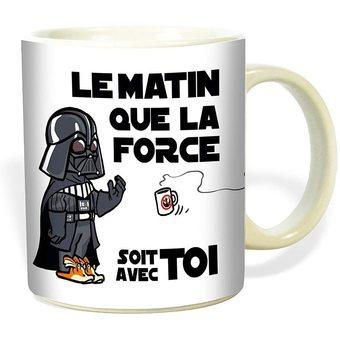 1 mug Star Wars
