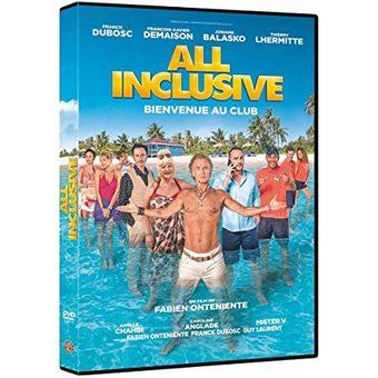 """1 DVD """"All inclusive"""""""