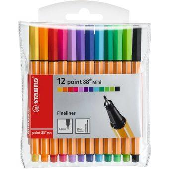 des stylos ? pointe fine