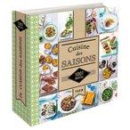 Gr?ce ? ce nouvel opus de la collection 1001 recettes, vous ne serez plus jamais ? court d?id?es pour pr?parer de d?licieux repas, quelle que soit la saison !