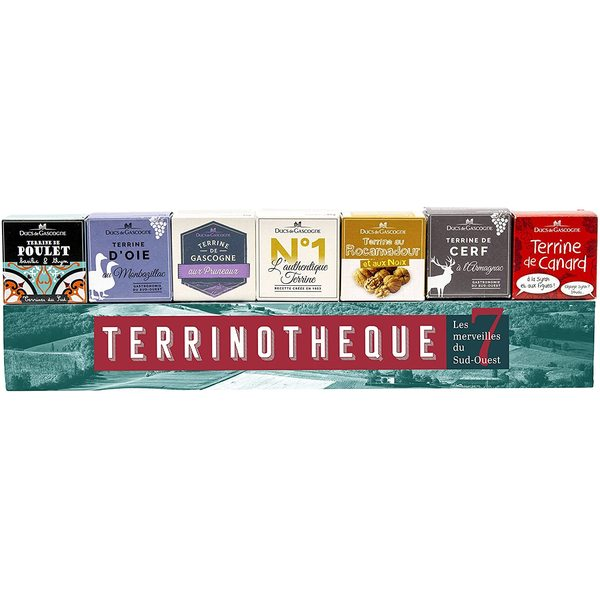 1 coffret Terrinoth?que