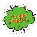 Gagnez 10 000 points Bananalotto !