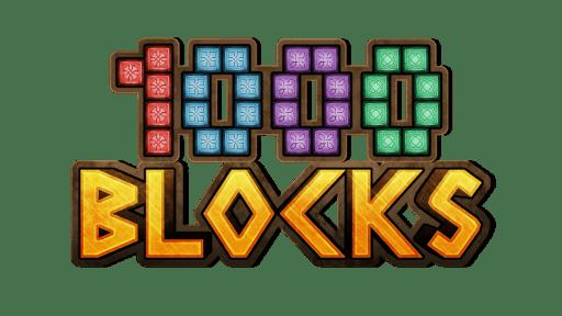 1000Blocks - Puzzle de type Tetris gratuit