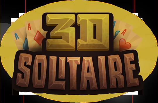 3D Solitaire - Jeu de cartes gratuit