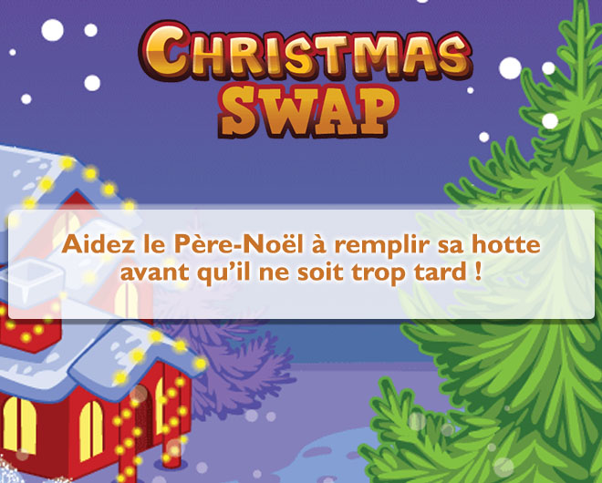 Christmas Swap landing