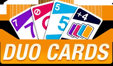 Duo Cards - Jeu de Uno gratuit en ligne