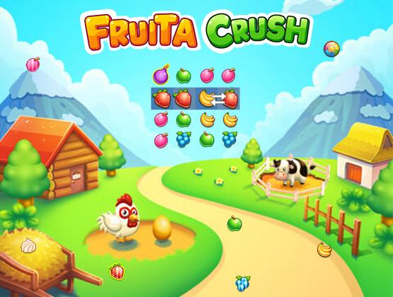 Fruita crush landing