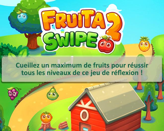 Fruita Swipe 2 landing