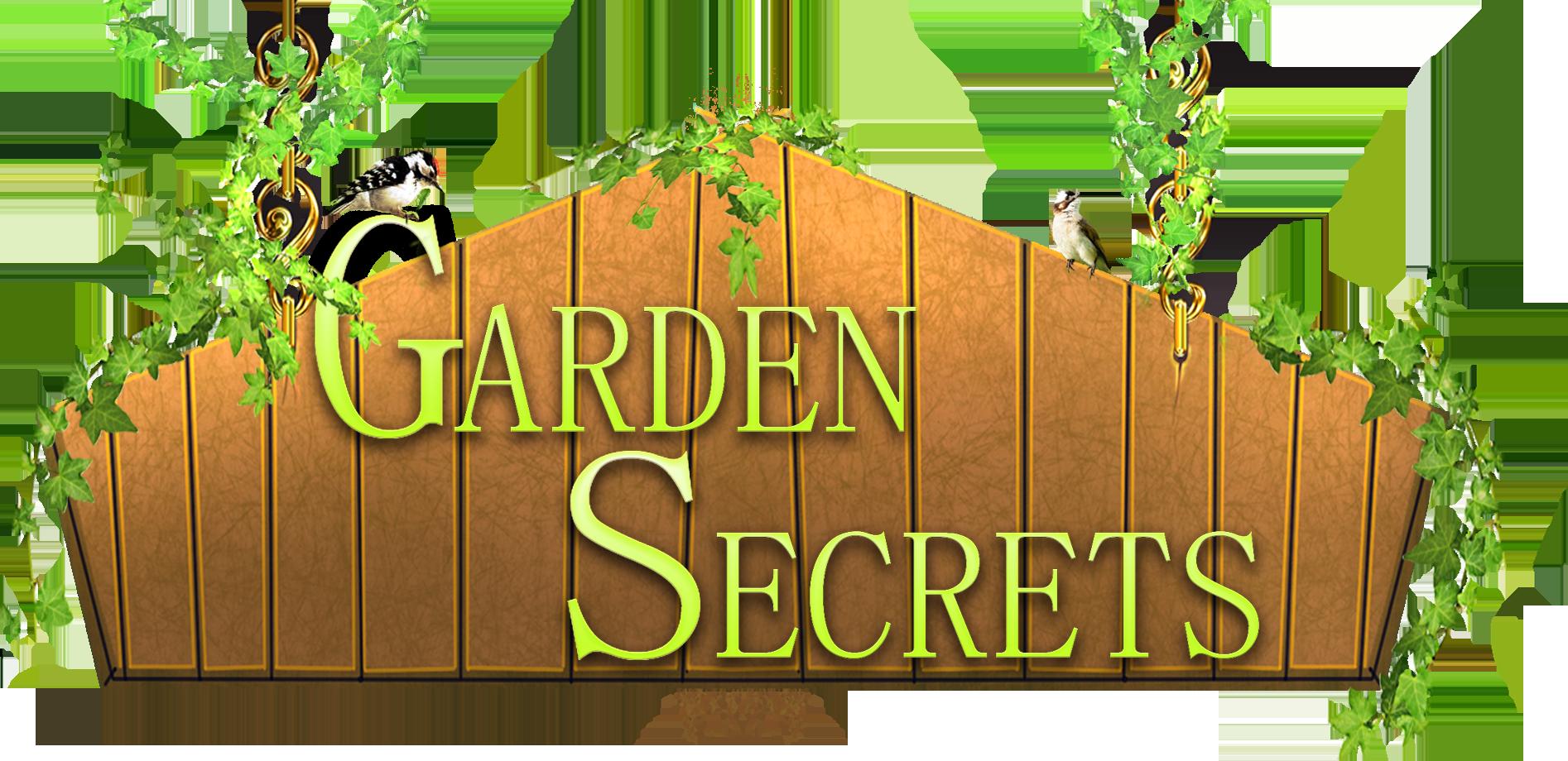 Garden Secrets - Jeu d'objets cachés interactif gratuit