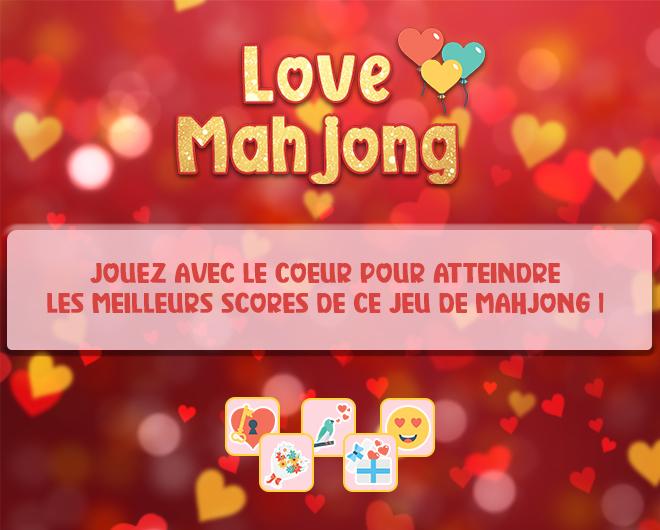 Love Mahjong landing