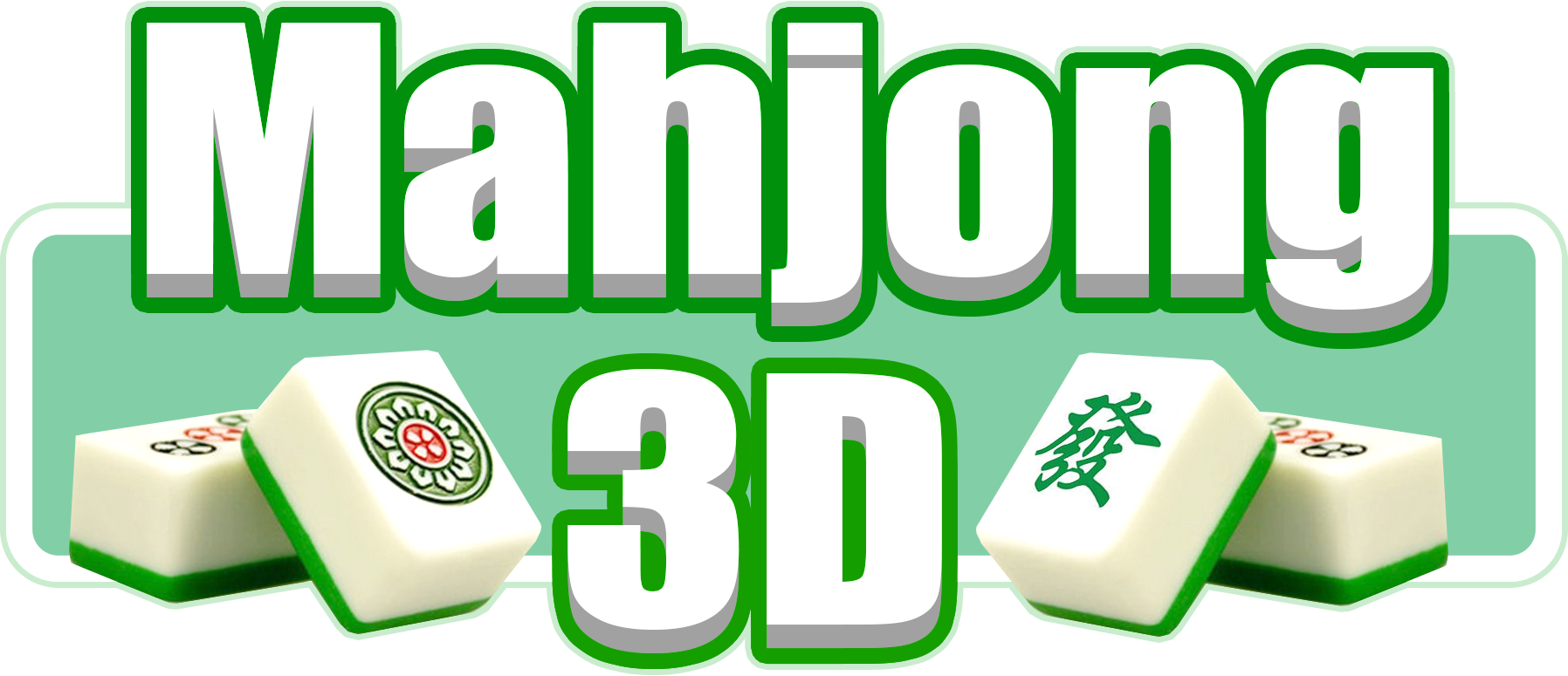 Mahjong 3D - Jeu de réflexion adulte en ligne