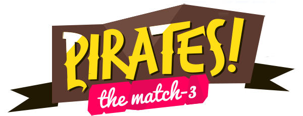 Pirates - Jeu de Match3 HTML5 gratuit