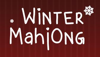 Winter Mahjong - Jeu de tuiles chinoises