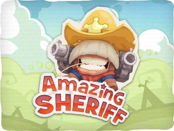 Amazing Sheriff landing