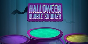 Halloween Bubble Shooter