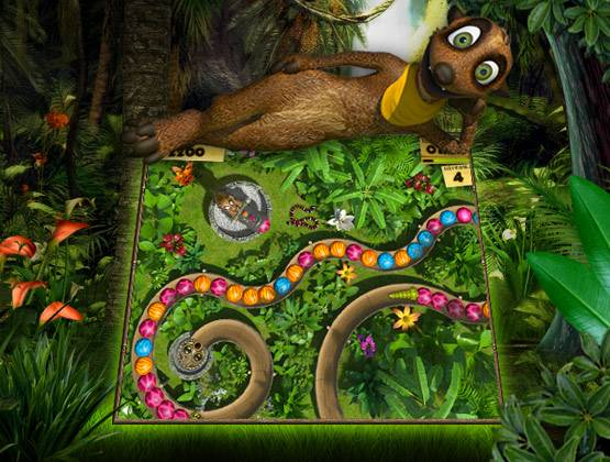 Jungle Snake landing