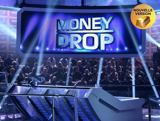 Money Drop, le jeu landing