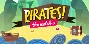Pirates Match 3