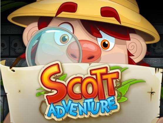 Scott Adventure landing