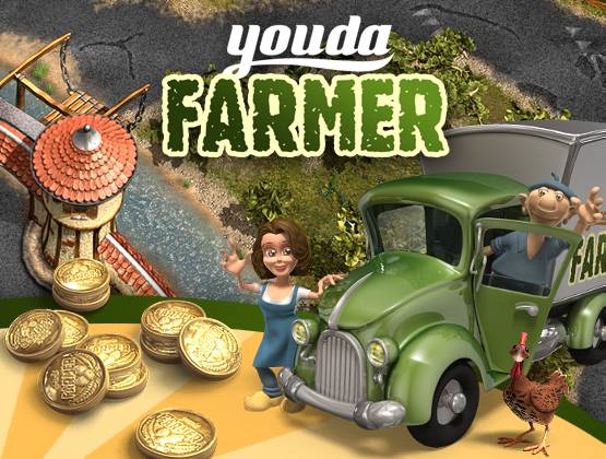 Youda Farmer landing